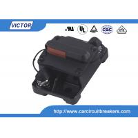 Truck / Automotive / Car Circuit Breaker With 42V DC Maximum Voltage , SAE J1117 Manufactures