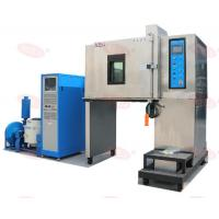Vertical Horizontal Vibration Environmental Test Chamber for Telecommunications Manufactures