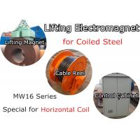 China Lifting Electromagnet for  coiled steel on sale
