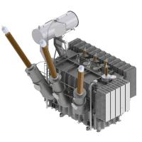 China Electrical Equipment 2500 Kva Transformer , Oil Type Industrial Power Transformer on sale