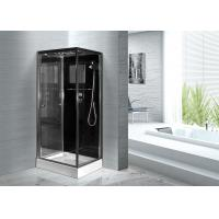 Convenient Comfort Bathroom Shower Glass Enclosure Kits , Glass Shower Units Manufactures