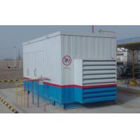 Quality Skid Mounted 2 Stage Compressed Natural Gas Filling Stations JB/T 11422-2013 for sale