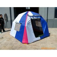 420D Oxford Cloth PVC Inflatable Backyard Party Tent For Camping Commercial Manufactures
