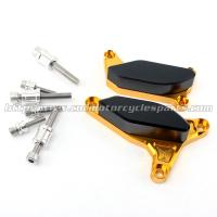 CNC Machining Motorcycle Engine Protectors Slider For Yamaha Fazer Series Manufactures