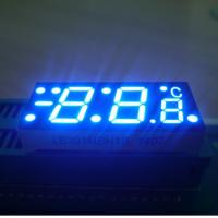 IC Compatible Custom LED Display 7 Segment Common Anode For Temperature Control Manufactures