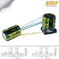 2.2uF 400V 6.3x9mm Capacitor LKM Series 105°C 7,000 ~ 10,000 Hours Radial Aluminum Electrolytic Capacitor RoHS Compliant Manufactures