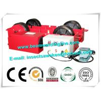 Handheld Pipe Turning Roller Conventional Welding 270 - 990m Vessel Manufactures