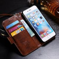 Press - Flower 2 In 1 Wallet Case For Iphone 7 Plus With Three ID Card Slot
