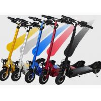 Lightweight Standing Electric Scooter , Fashion Sport 2 Wheel Scooter Manufactures
