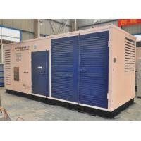 Energy Saving Full Air Cooling CNG Daughter Station NGV Fueling Stations 350V / 50Hz Manufactures