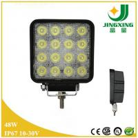 48W high power auto led work lights for truck, 4X4 Offroad , tractor