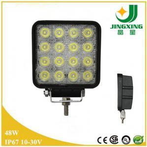 China High Power Aluminum profile led work light 48W Epistar Automotive Led Work Light on sale