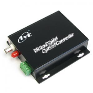 4-channel CCTV fiber optic transceiver Manufactures