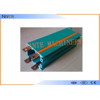 50A To 170A Overhead Contact System No Flaming Particles Professional Manufactures