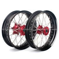 Buy cheap High Performance Custom Aluminum Motorcycle Wheels And Rims Spokes Hubs from wholesalers