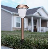 Copper Outdoor Decorative Solar Lights / Lamp With Automatic Turn On / Off