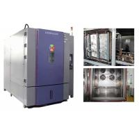 Buy cheap Separated System Temperature Controlled Chamber , Thermal Cycling Chamber from wholesalers