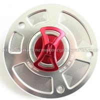 Anodized Motorcycle Gas Tank Cap Light Weight Quick Release For Kawasaki Z750 Z1000 Manufactures