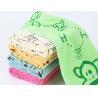 Children Custom Kitchen Tea Towels / Microfiber Face Towel With Cartoon Design Manufactures