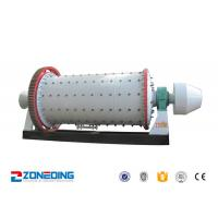 Buy cheap 210kw Rod Mill Cement Ball Mill For Grinding Mineral Ore 14-26t/H Capacity from wholesalers
