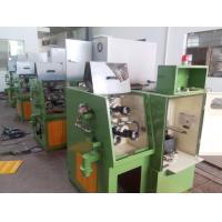 0.15mm-0.4mm Super Fine Wire Drawing Machine 1800mpm 5.5KW AC 3 Phase Motor Manufactures