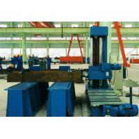 Buy cheap Column End Face Milling Machine T - beam Box Beam Welding Production Line from wholesalers
