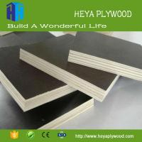 New building construction materials black film faced plywood 8mm - 18mm Manufactures