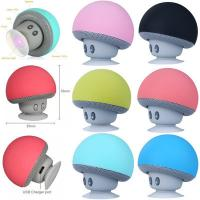 Quality Cute Mini Wireless Bluetooth Outdoor Speaker Maikou Mushroom Style Support Hand for sale