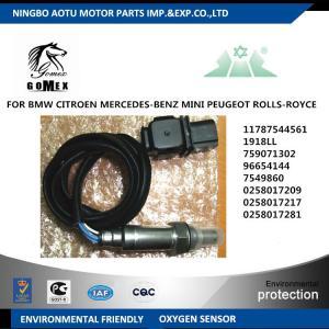 BMW CITROEN BENZ MINI PEUGEOT Car Oxygen Sensor 759071302 96654144 Manufactures