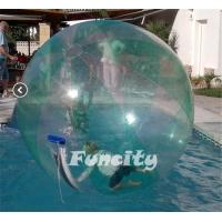 TPU Human Sphere Inflatable Water Walking Ball with TIZIP zipper for kids and adults Manufactures