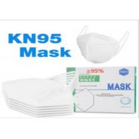 17cm*9.4cm KN95 Protective Mask Manufactures