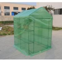 210*143*195 Cm Walk In Greenhouse / Garden Plant Grow Tunnel Customized 200pcs Customized 17 KGS Manufactures