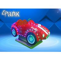 Theme park children toy equipment kids ride on car coin operated kiddie ride for sale Manufactures