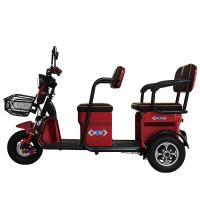 China Battery Powered 25km/H Three Wheel Electric Scooter on sale