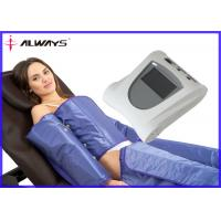 Steady Pressotherapy Machines For Lymph Nodes Massage , Air Pressure 0.4kg/cm2 Manufactures