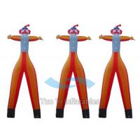 Outdoor Party Sky Dancers Customized Inflatable Man Dance 6M Height Manufactures