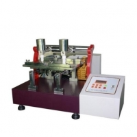 1/4HP Electric Friction Decolorizing Machine GB/T3920 For Dyed Fabric Manufactures