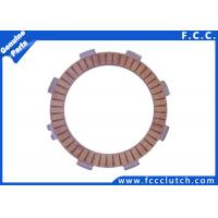 Universal FCC Clutch Friction Plate For 3 Wheeler 175cc To 300cc 141-E2G02-00 Manufactures
