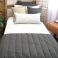 Five Star Hotel Luxury Bed Scarf Manufactures