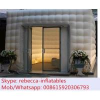 China Event, Advertising, Car Park Inflatables Tent UV resistance thread Manufactures