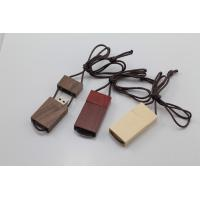 Lanyard Custom Wood USB Flash Drive 3.0 Up to 64GB Personalized Manufactures