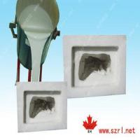 China Plaster Mold Casting Silicone Rubber Material on sale