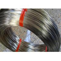 Corrosion Resistance Stainless Steel Wire Grade 302HQ 304HC 0.05mm ~ 10mm ASTM A493 Manufactures