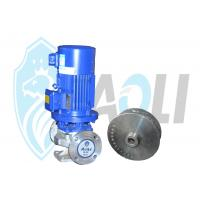 High Temperature Single Stage Centrifugal Pump Water Booster Pumps Manufactures