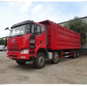 FAW 8*4 12-wheel dump truck Manufactures