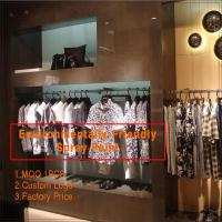 attractive clothing shop vitrine display/display fixture for clothing Manufactures