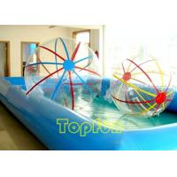Stong Inflatable Walk On Water Ball Manufactures