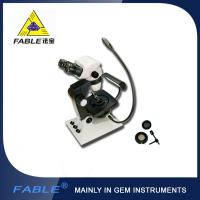 Classical base Generation 5th Swing arm type Gem Microscope F07 binocular lens same Manufactures