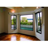 Quality Low - E Aluminium Tilt And Turn Windows Double Glazed With Anti Theft Performanc for sale