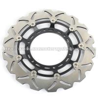 Quality 320mm Durable Wave Floating Motorcycle Brake Discs for Yamaha XT600X for sale
